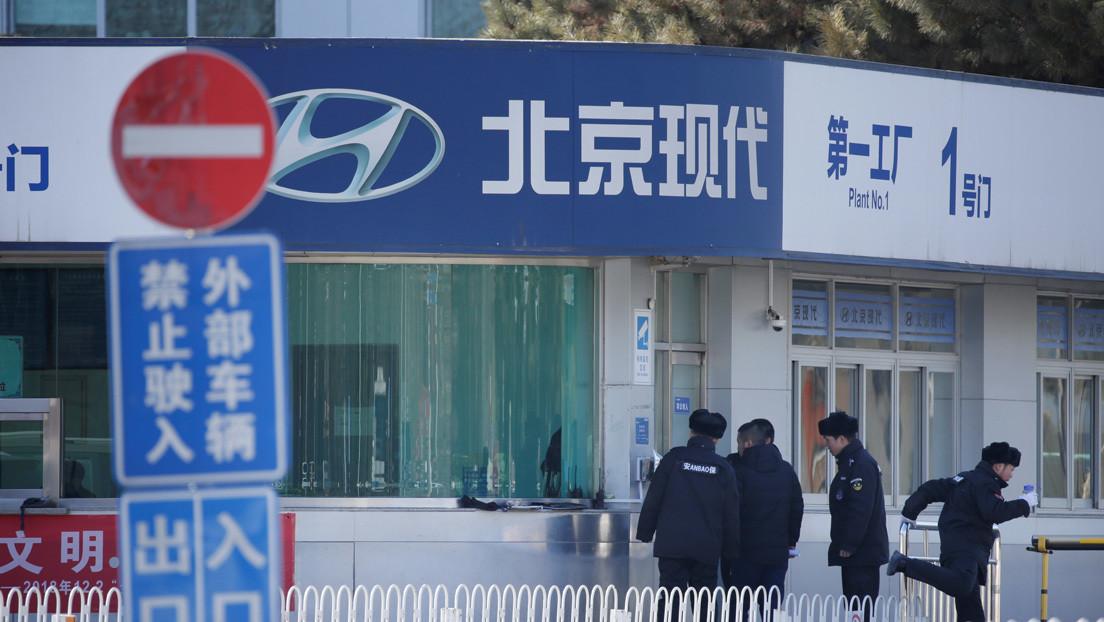 Hyundai se ve forzada a parar sus fábricas en Corea del Sur por causa del coronavirus en China