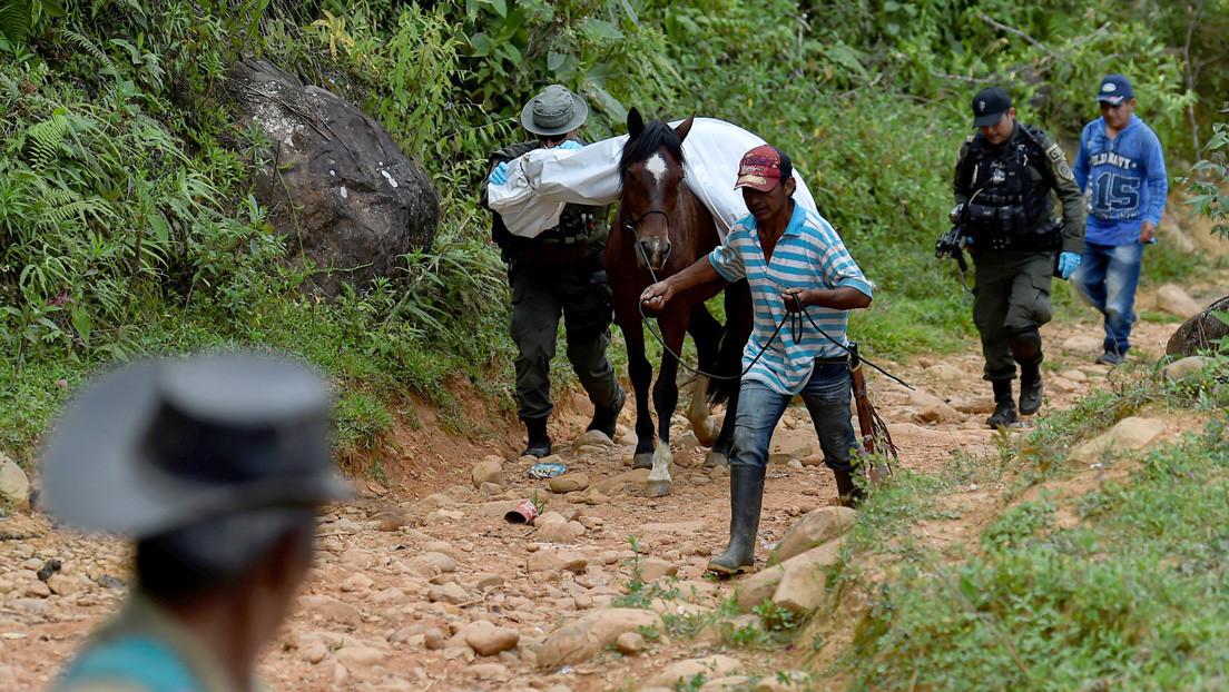 Enero de 2020, el mes más letal para los líderes sociales en Colombia en los últimos 5 años
