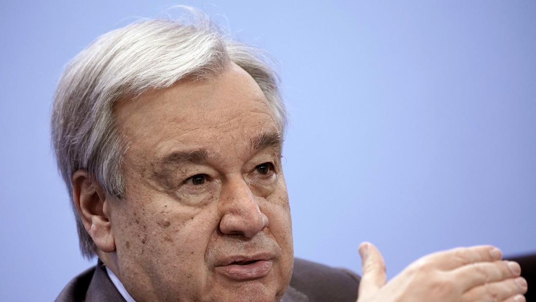 """ONU admite que su capacidad en Venezuela es """"limitada"""" e insiste en un diálogo entre el gobierno y la oposición"""