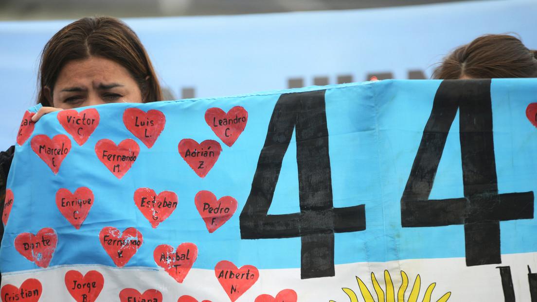 Justicia argentina imputa a seis exaltos mandos de la Armada por el caso del ARA San Juan