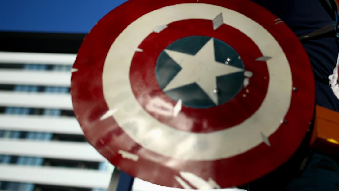 Filtran imágenes del 'Capitán América' de Nokia
