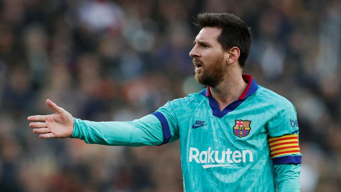 """""""Se nos está ensuciando a todos"""": Messi estalla contra la dirigencia del Barcelona por las declaraciones de uno de los directivos contra los jugadores"""