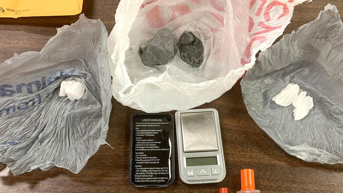 Se extiende por EE.UU. la 'muerte gris', una droga que puede matar con solo ser tocada