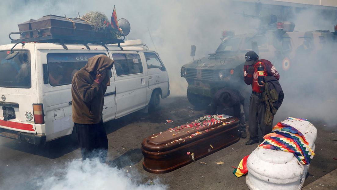 Gobierno de facto de Bolivia aumenta monto para indemnizar a familias de víctimas de la masacre de Senkata