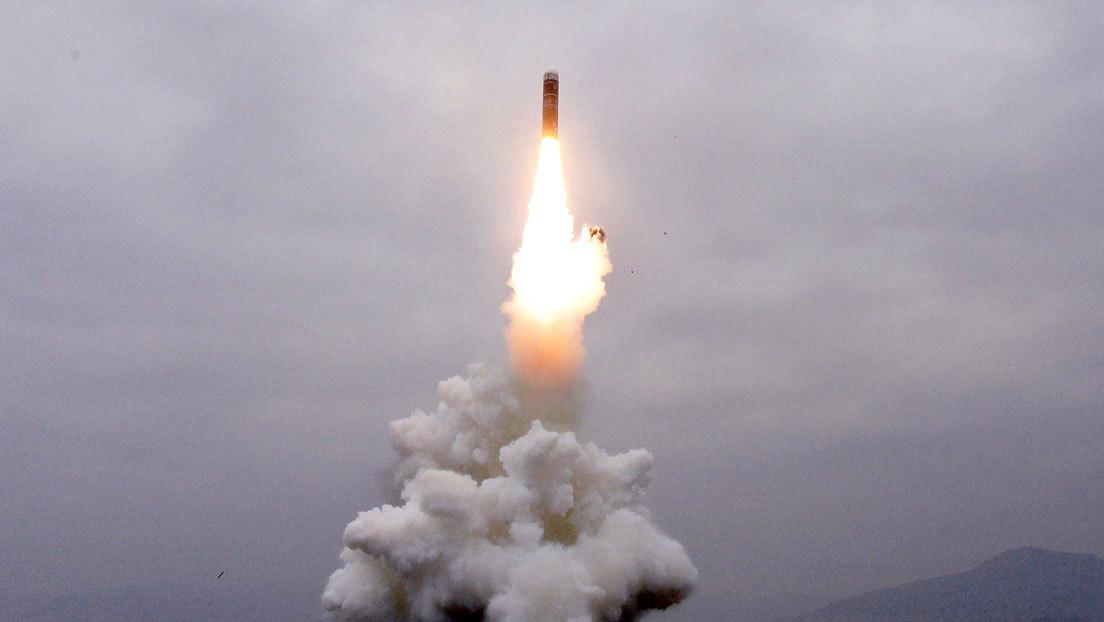 Kim Jong-un podría tener ya un submarino capaz de realizar un ataque nuclear