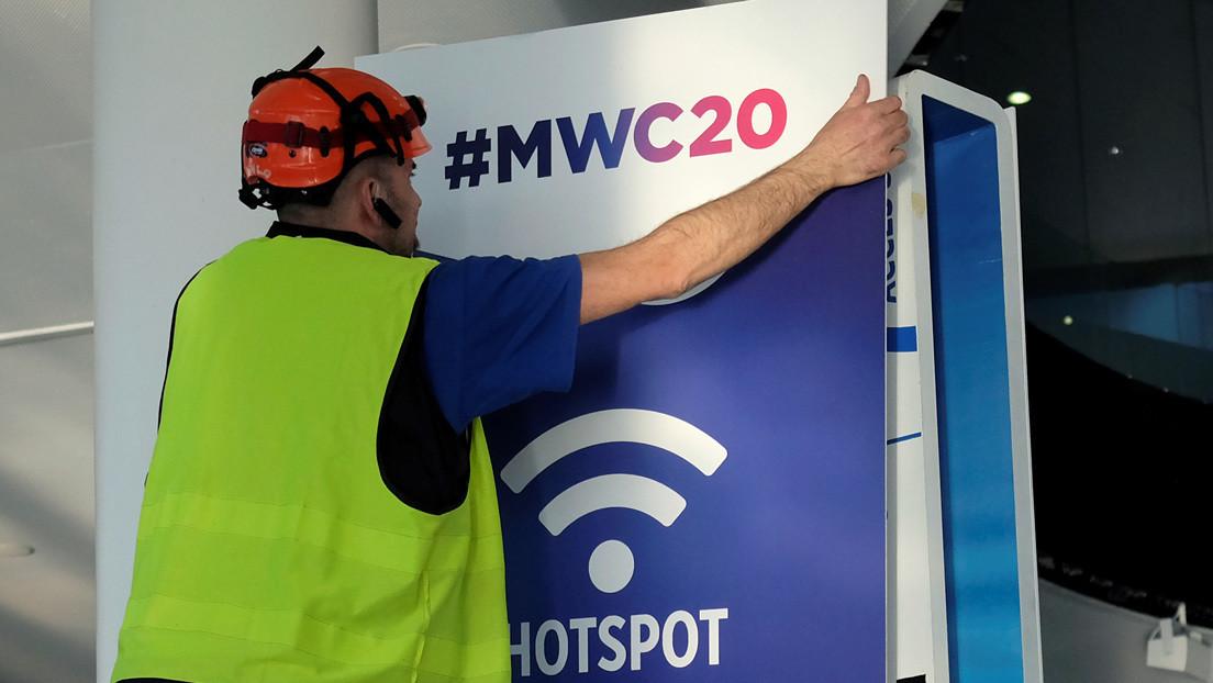 El temor al coronavirus llega al Mobile World Congress de Barcelona: LG anuncia que no asistirá