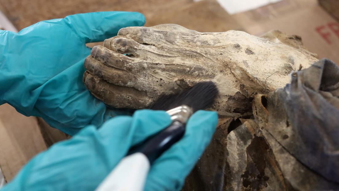 Científicos idean un protocolo con 'rayos X' para estudiar las antiguas momias peruanas (y revolucionan la forma de examinarlas)