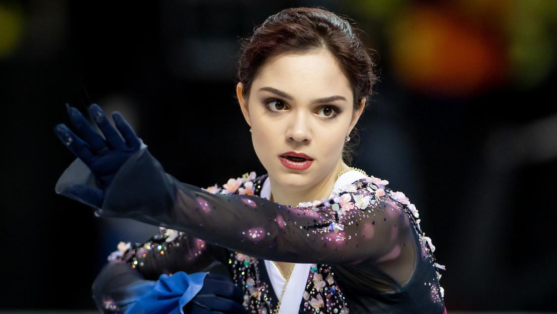 La medallista rusa Medvédeva carga contra la serie de Netflix 'Spinning Out' por mostrar a los patinadores bebiendo mucho