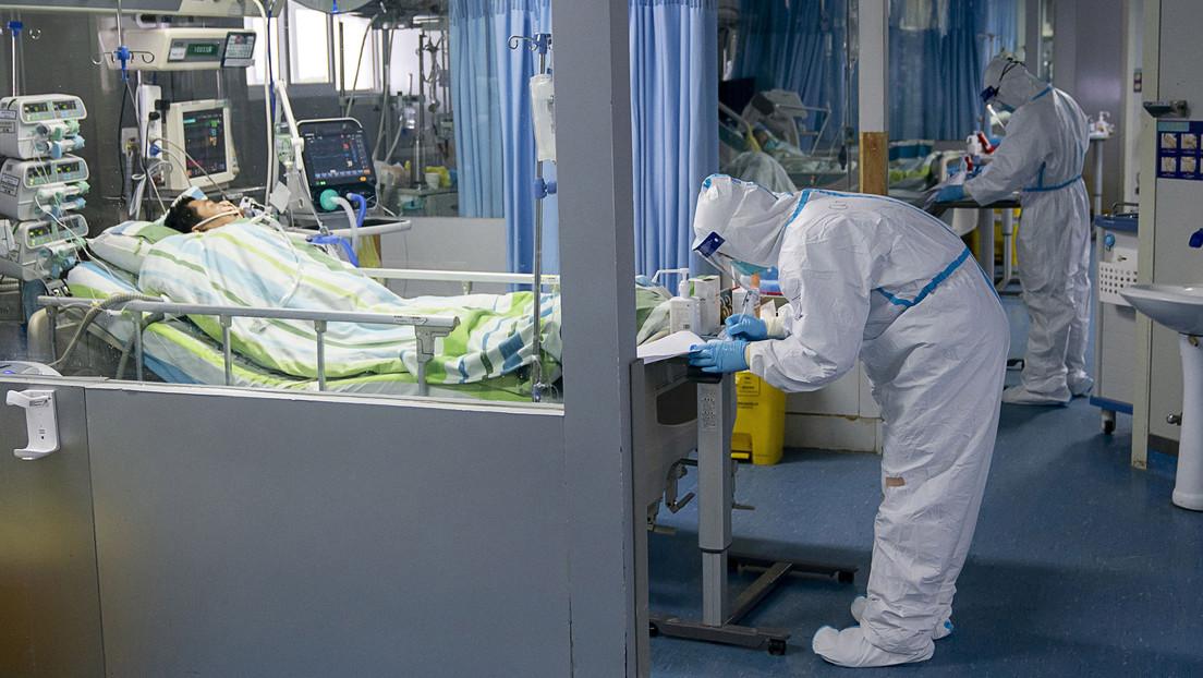 Aumenta a 564 la cifra de víctimas mortales por el coronavirus