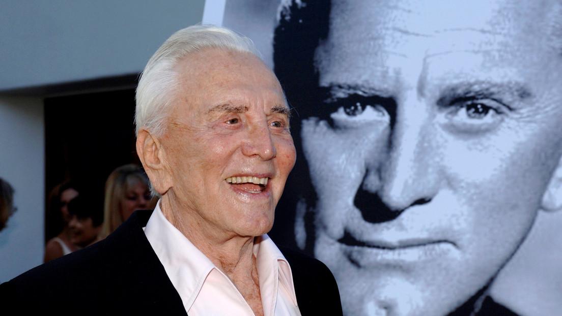 Fallece a sus 103 años el reconocido actor de Hollywood, Kirk Douglas