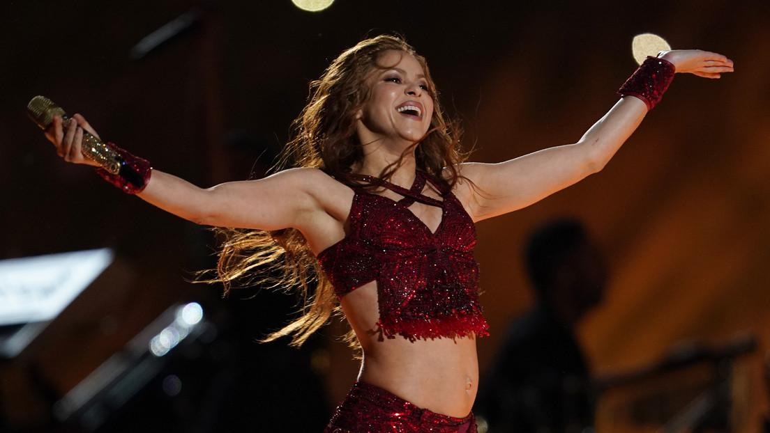 Shakira crea el nuevo reto 'Champeta Challenge' y enseguida se hace viral en las redes sociales