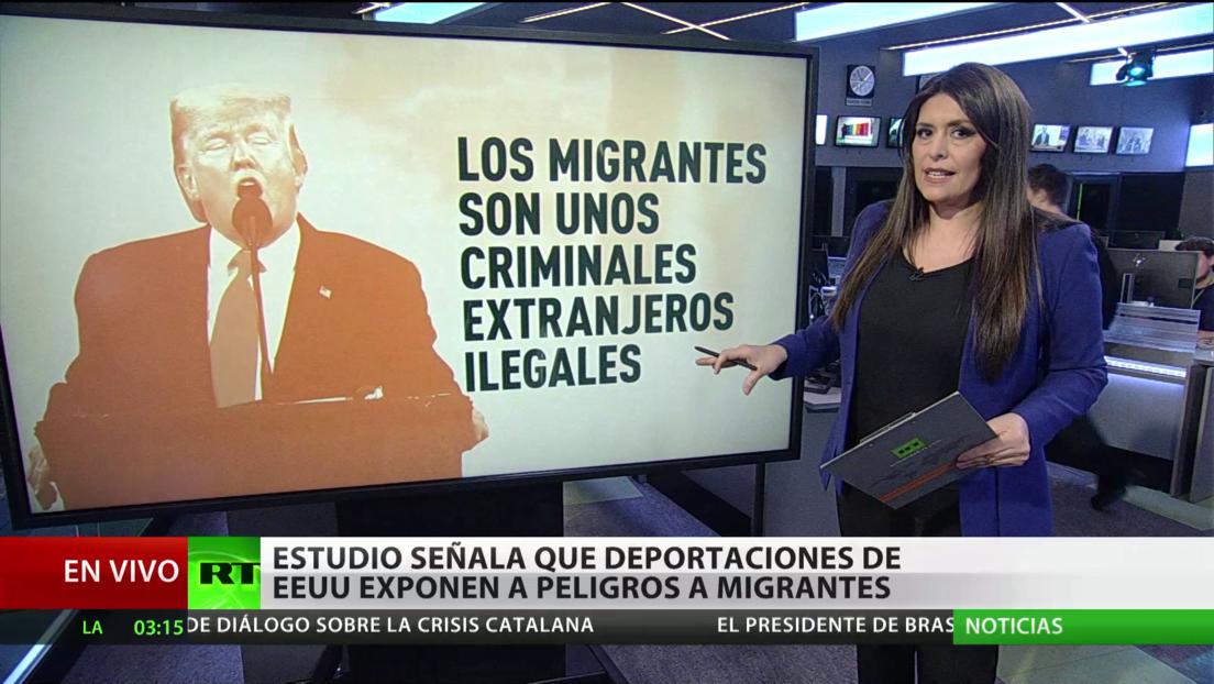 HRW: Abusos y asesinatos de salvadoreños deportados de EE.UU. revelan peligros para migrantes