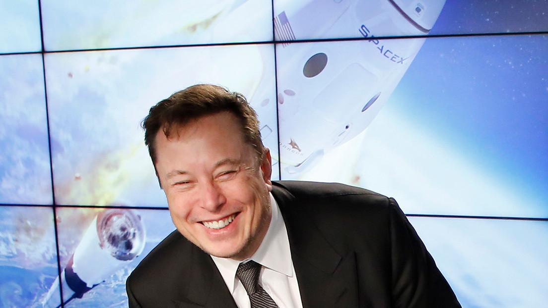 """""""Lo pondré en mi currículum"""": La canción electrónica de Elon Musk entra en el top 10 de Soundcloud"""