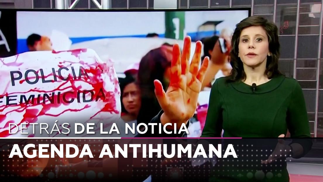 Agenda antihumana