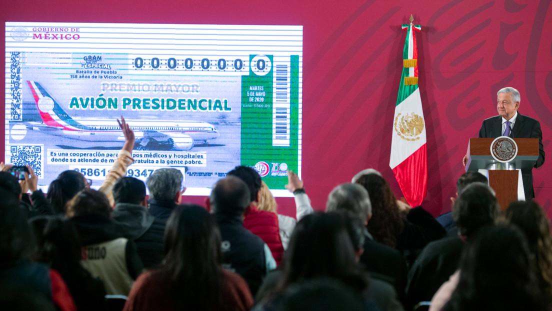 Puentes y rifa del avión presidencial: el talento distractor de López Obrador