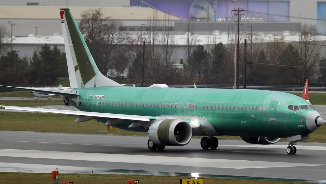 Encuentran un nuevo defecto en el software del Boeing 737 MAX