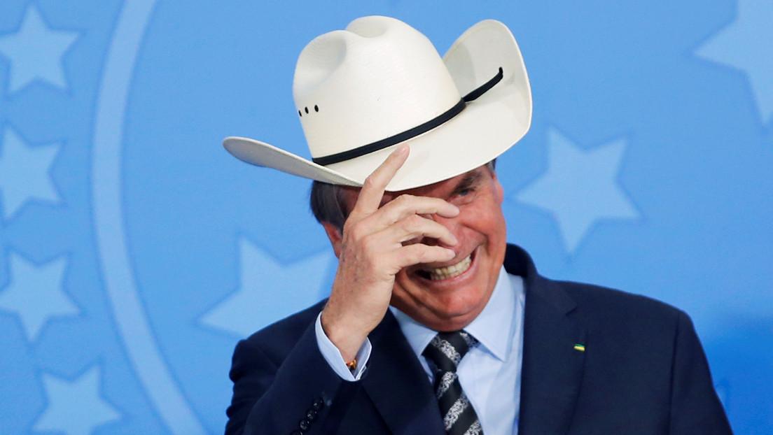 """""""¡Estoy feliz con el fin del 'impeachment'!"""": Bolsonaro celebra la absolución de Trump con una transmisión en vivo"""