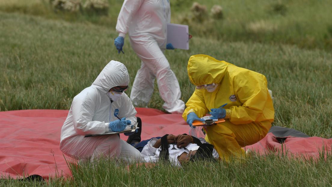 El número de muertos por el coronavirus ya supera los 630