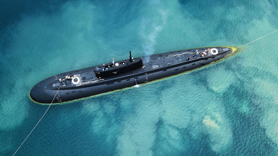 Almirante ruso: Ni la costa este ni la costa oeste de EE.UU. serán un refugio seguro para los submarinos norteamericanos