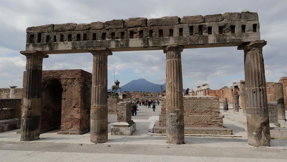 Antiguos desagües de Pompeya volverán a funcionar a 2.300 años de ser construidos