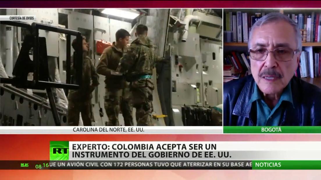 Los titulares de Defensa de Colombia y EE.UU. se reúnen y enfocan en Venezuela