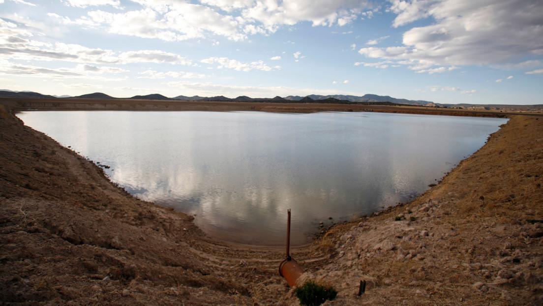 Agricultores ocupan una represa en México para evitar la entrega de agua a EE.UU.