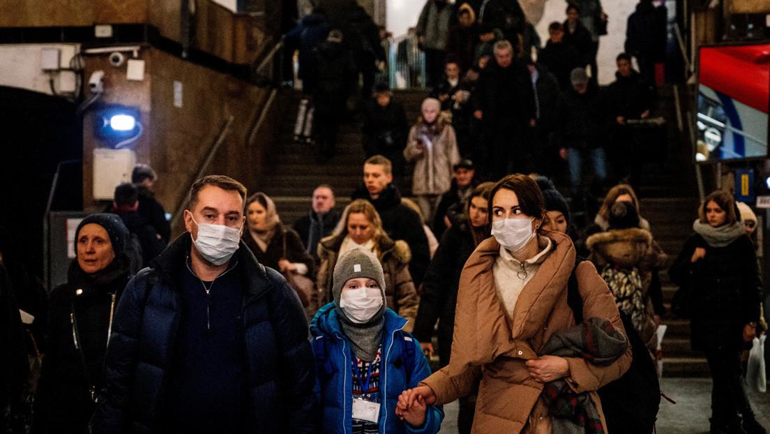 La ciudad más poblada del Lejano Oriente ruso impone el uso de mascarillas contra el coronavirus