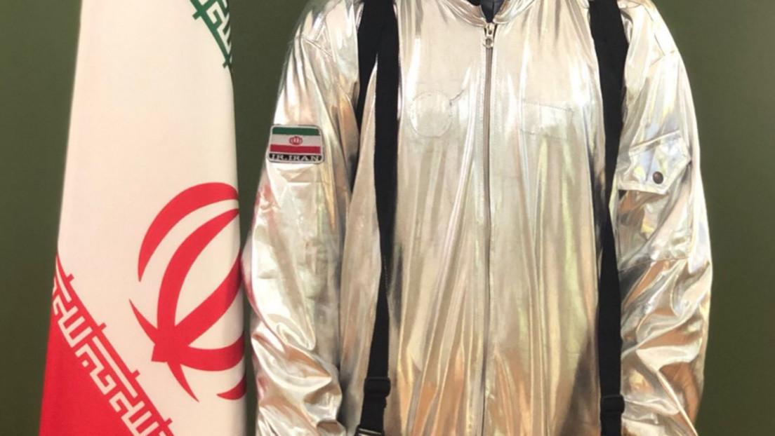 ¿Está a la venta en Amazon el traje de los futuros astronautas iraníes?