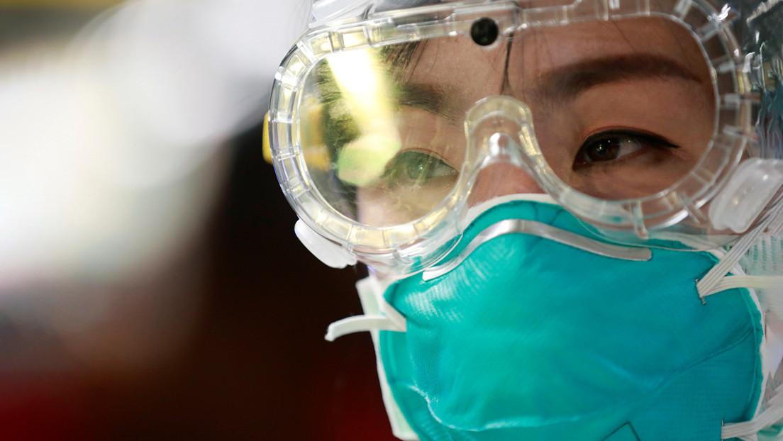 FOTOS: Así son las 'heridas de guerra' de las enfermeras chinas que combaten sin tregua la epidemia del coronavirus