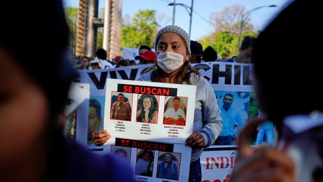 Familiares de desaparecidos en México organizan una brigada nacional de búsqueda