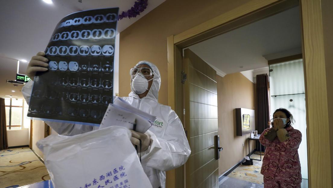 EE.UU. asigna 100 millones de dólares para combatir el coronavirus en China y otros países