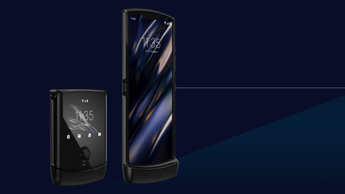 ¿Cuántas veces puede ser desplegado el teléfono plegable Razr de Motorola antes de romperse?