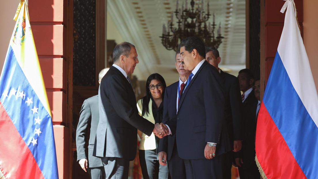 """Venezuela, dispuesta a ampliar su cooperación económica con Rusia tras una """"exhaustiva revisión"""" de la relación bilateral"""