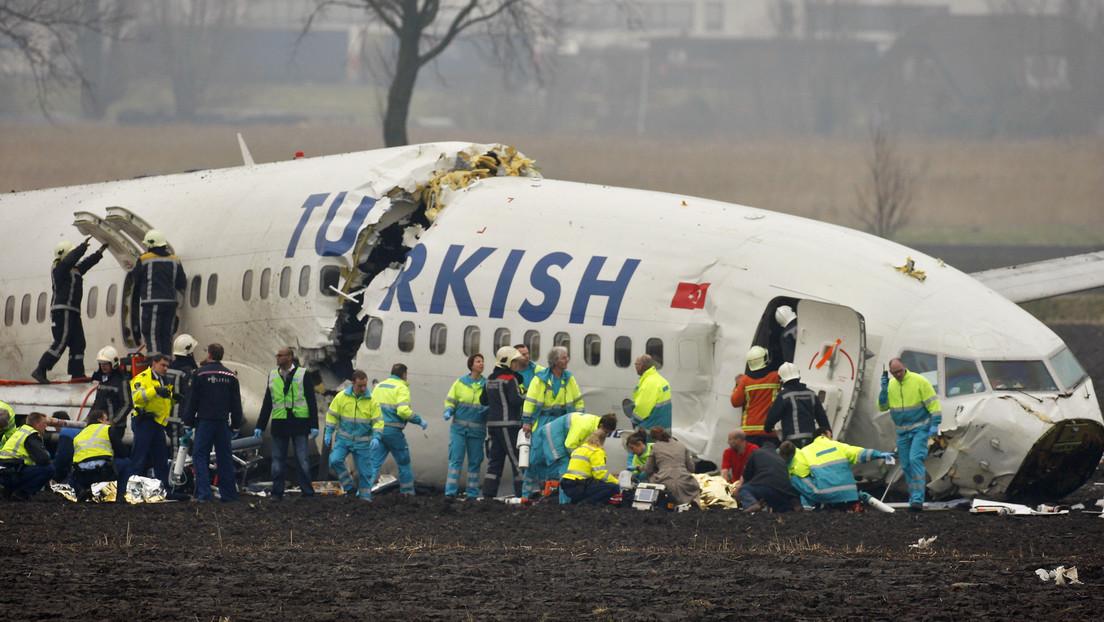 Boeing se niega a cooperar con Países Bajos en la investigación de la catástrofe de 2009