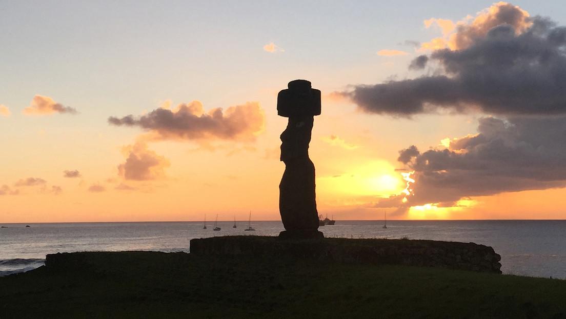 Investigadores reconsideran el momento del colapso social de la Isla de Pascua