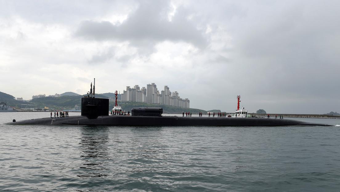 EE.UU. explica la instalación de ojivas nucleares en sus submarinos