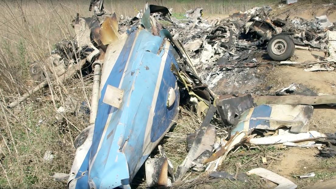 Difunden nuevas imágenes del helicóptero de Kobe Bryant antes de estrellarse y del lugar del accidente