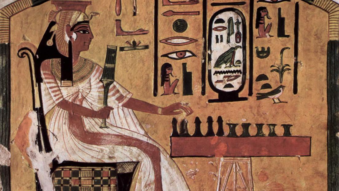 Identifican un juego de mesa egipcio usado para comunicarse con los muertos hace 3.500 años (FOTOS)