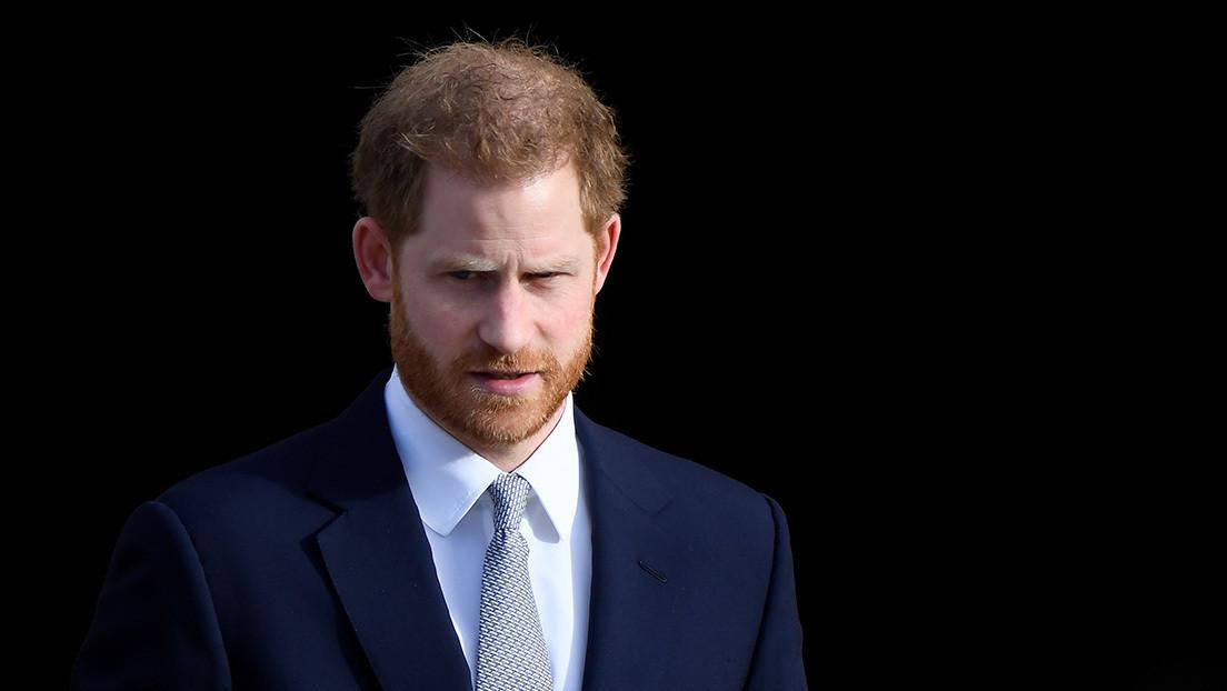 El príncipe Enrique revela que aún sigue una terapia para superar su trauma infantil
