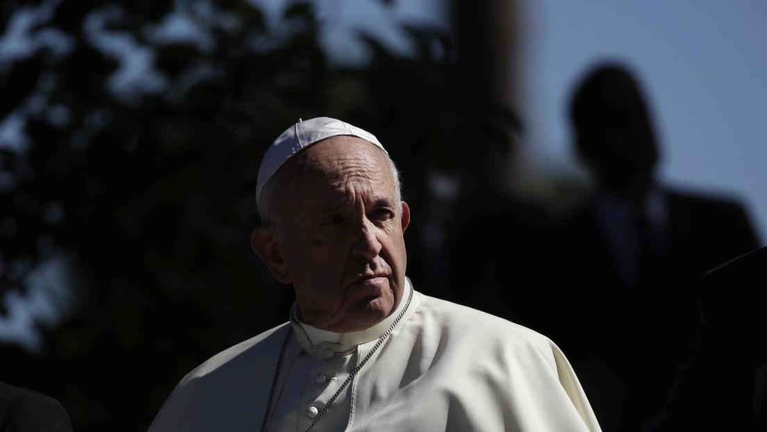 """Papa Francisco: """"Las estructuras del pecado incluyen recortes de impuestos para los más ricos"""""""