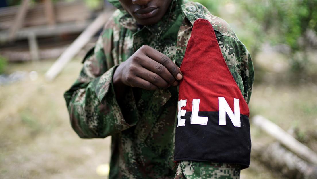 """El ELN amenaza con un """"paro armado"""" de 72 horas en toda Colombia"""
