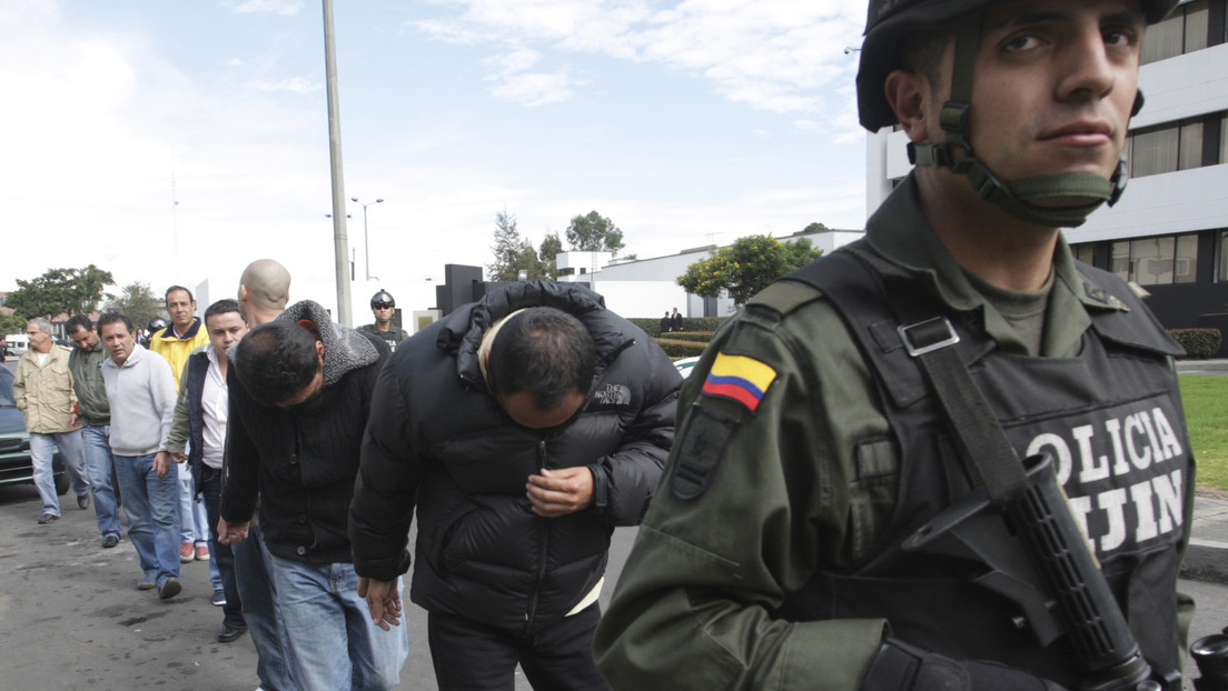 Arrestan en Colombia al criminal más buscado en Países Bajos