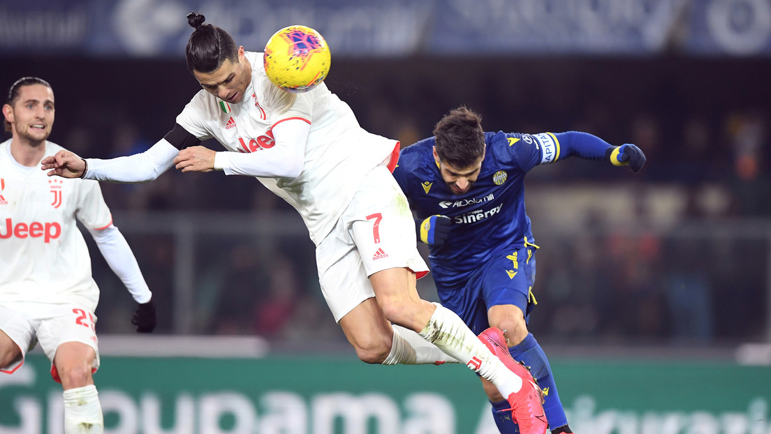 Cristiano Ronaldo, primer jugador de la Juventus que marca en 10 partidos consecutivos de la liga italiana