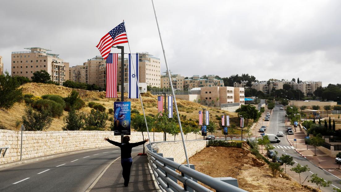 """EE.UU. podría retirar el apoyo a Israel si actúa """"unilateralmente"""" en el mapeo para anexar partes de Cisjordania"""