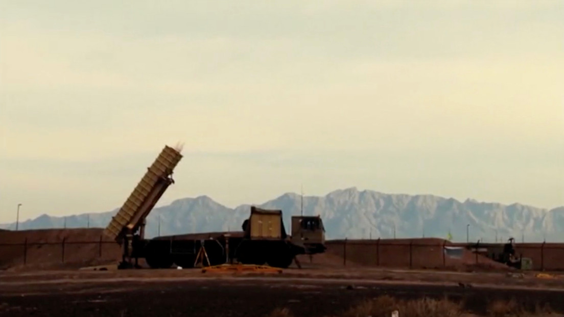 VIDEO: Irán presenta un nuevo misil balístico de corto alcance de fabricación nacional