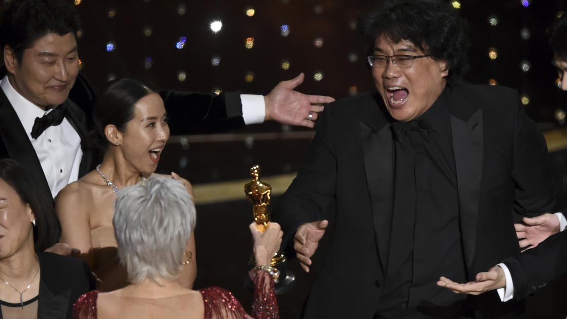 'Parásitos', el primer film de habla no inglesa en ganar el Óscar a la mejor película