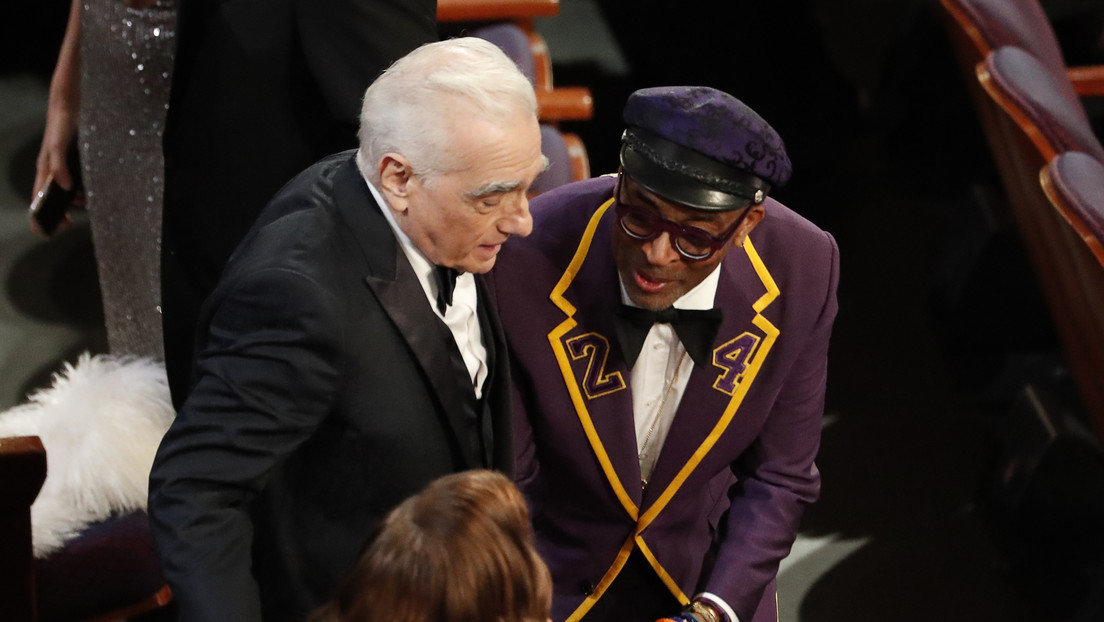 VIDEO: Martin Scorsese casi se queda dormido durante la inesperada actuación de Eminem en los Óscar 2020 y la Red no le perdona