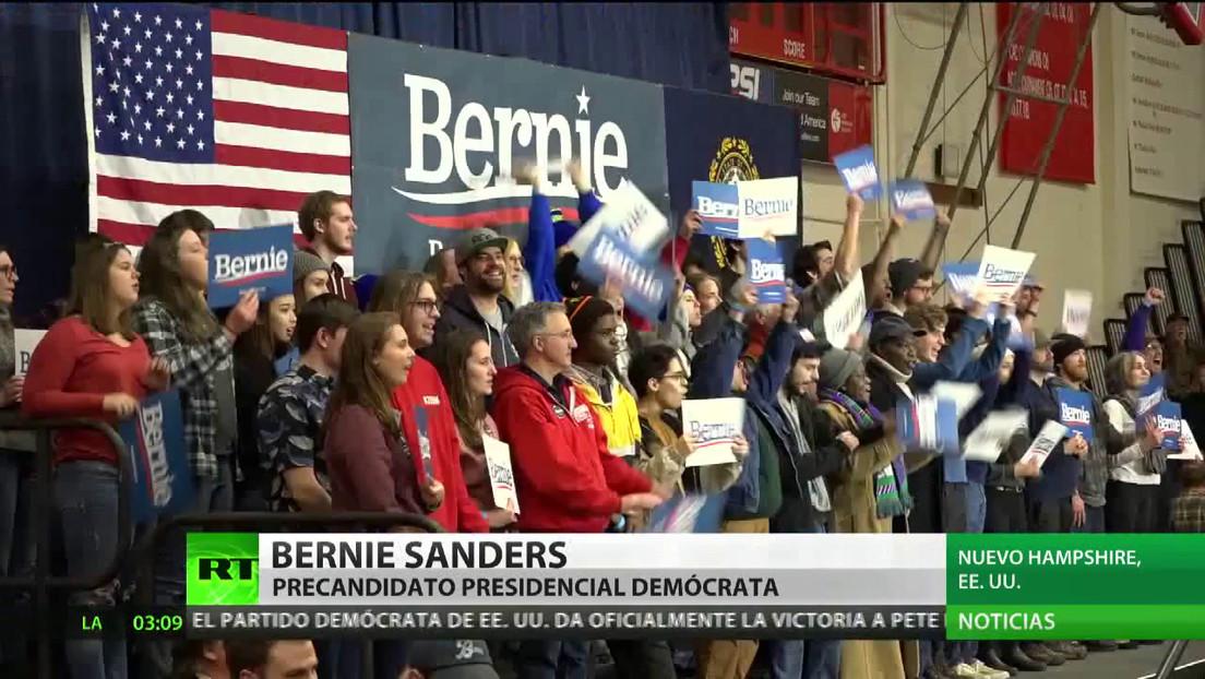 La polémica del caucus de Iowa nubla las primarias de Nuevo Hampshire