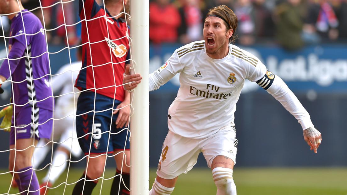 VIDEO: La polémica jugada del capitán del Real Madrid que dejó a un rival adolorido, pero no fue sancionado por el árbitro ni el VAR