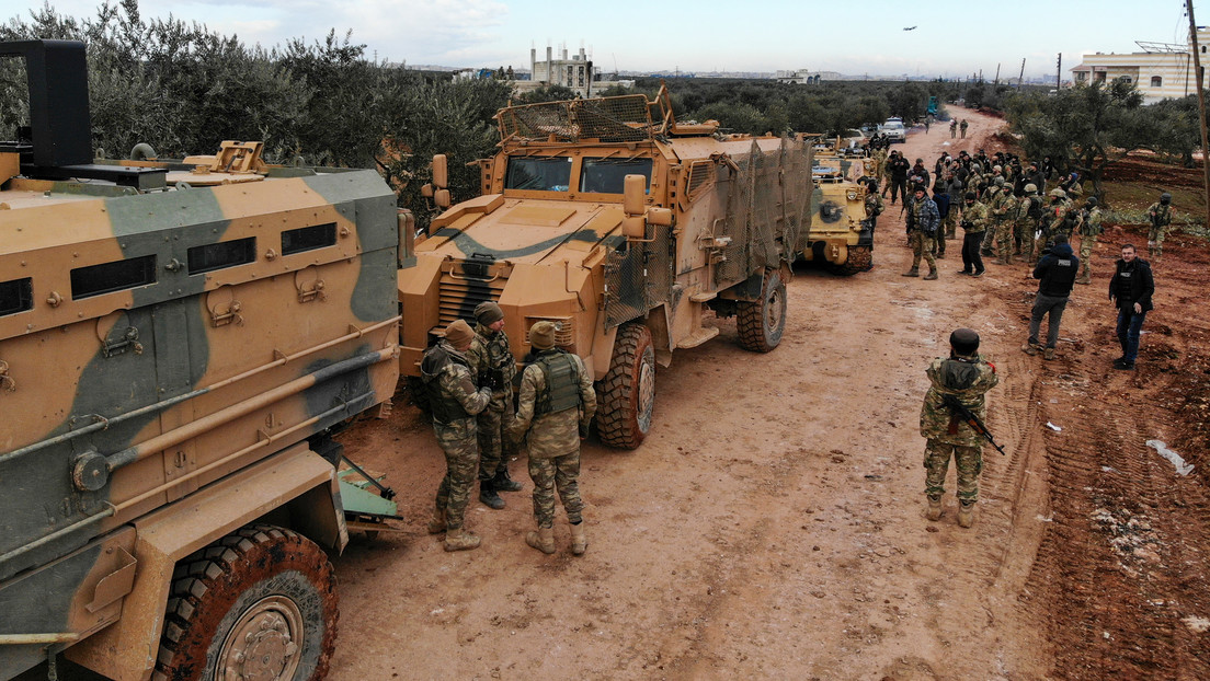 Ankara acusa al Gobierno sirio de atacar un puesto militar turco en Idlib que ha dejado a cinco soldados muertos